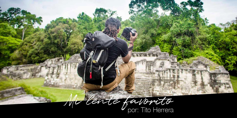 Mi lente favorito por Tito Herrera