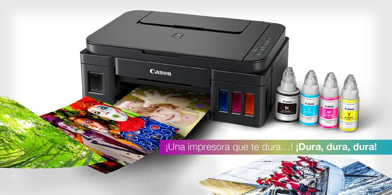 Una impresora que te dura…! ¡Dura, dura, dura!
