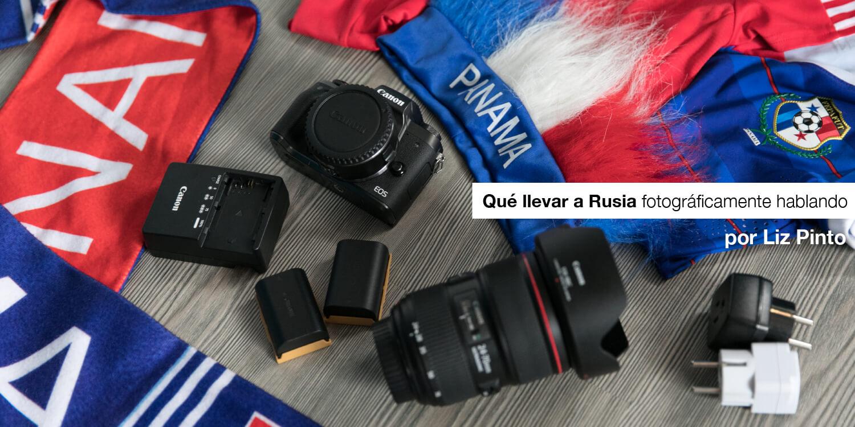 Qué llevar a Rusia por Liz Pinto