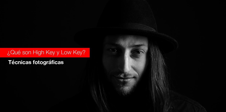 ¿Qué son High Key y Low Key?