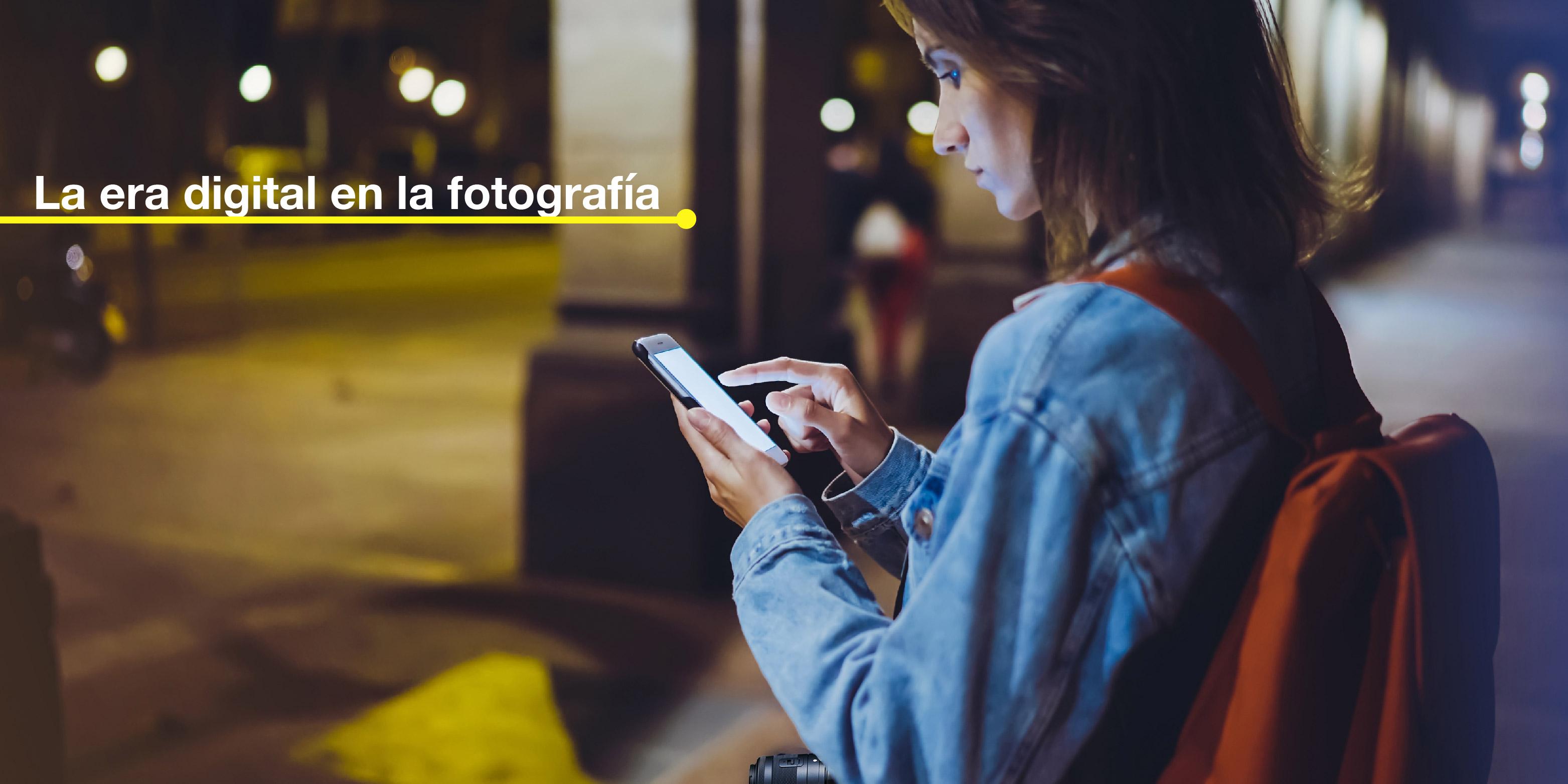 La era digital en la fotografía