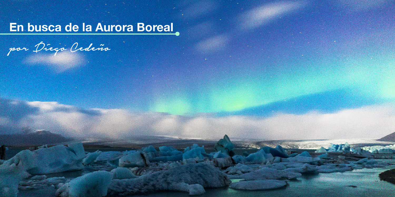 En busca de auroras boreales